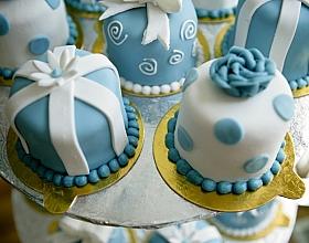 Видео по изготовлению пирожных и тортов