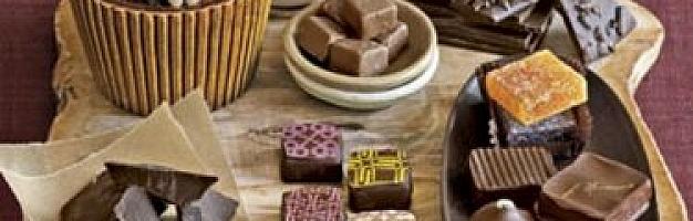 Видео мастер-класс по изготовлению конфет