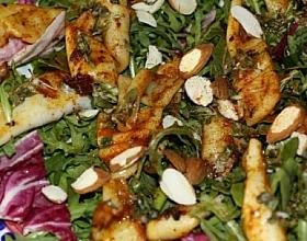 Салат с кальмарами по-испански