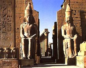 Достопримечательности Египта – Луксор