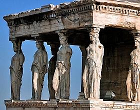Достопримечательности Афин в Греции