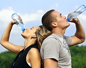 Вода для здоровья и похудения