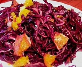 Винегрет овощной с морской капустой