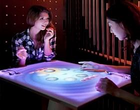 Обеденные сенсорные столы для кафе и ресторанов