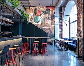 Tyler The Bar: новый гастрономический бар на Китай-городе