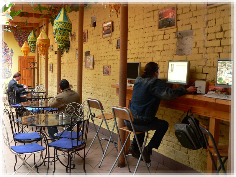 Business Plan For Cyber Cafe