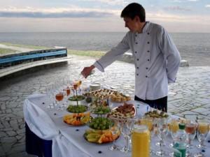 Кейтеринг-вид ресторанного бизнеса