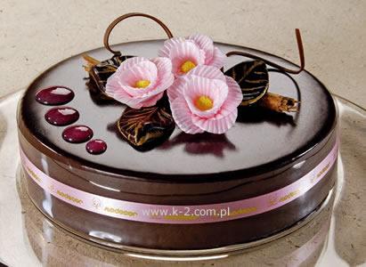 Как покрыть торт гелем мастер класс
