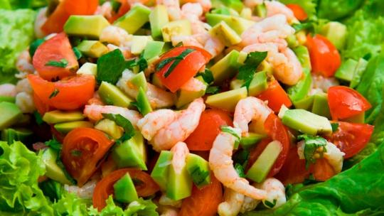 рецепты салатов с горошком с фото
