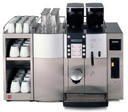 Кофемашина - оборудование для кофейни