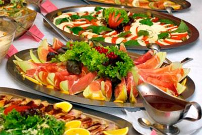 Обслуживание в ресторане по-русски