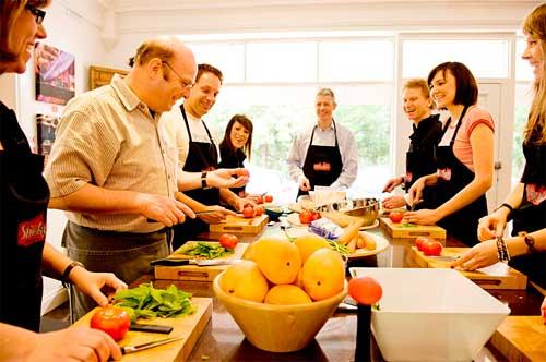 Кулинарные курсы для мужчин