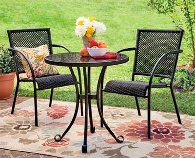 Преимущества металлической мебели для кафе и ресторанов