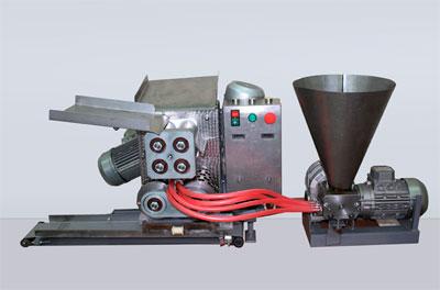 Пельменный аппарат АП 07-М с насосом лопастного типа