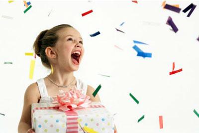 Заказ конфетти на праздник