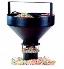 Involight SL-0115 подвесная конфетти машина