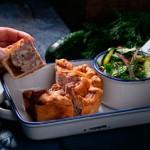Лестерширский пирог со свининой